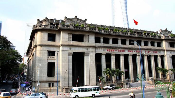 Danh sách ngân hàng nhà nước